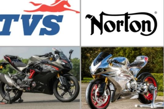 TVS Motor Company acquires Norton Motorcycles for Rs 153 crore