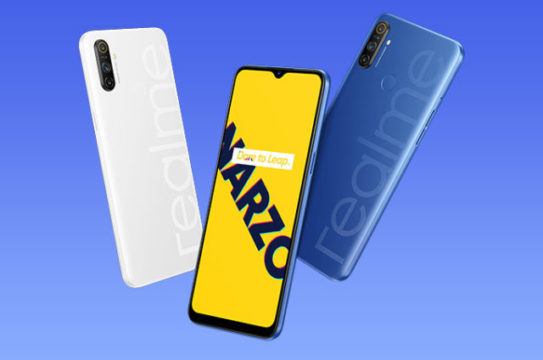 Realme Narzo 10A to go on sale today on flipkart
