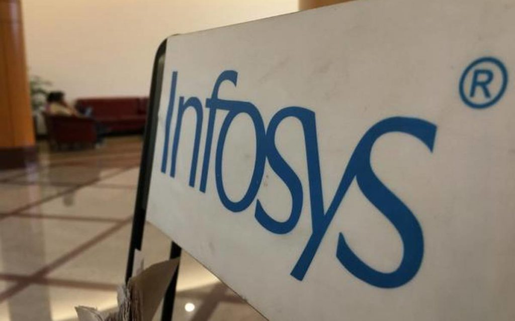 Infosys shares jumps 15% , touched one-year high of Rs 952