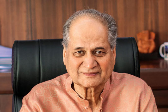 Rahul Bajaj to step down as Chairman of Bajaj Finance
