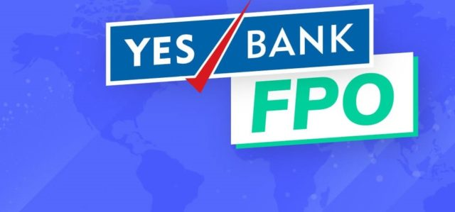 YES Bank FPO sails through with 95% subscription