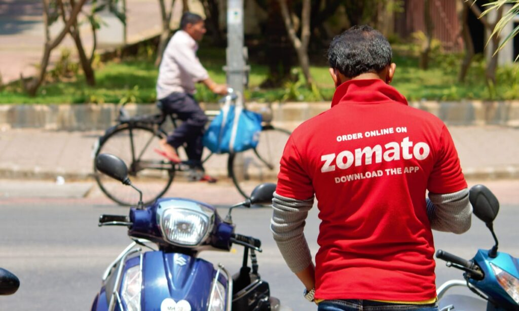Indian Foodtech Unicorn Zomato raises another $250M ahead of IPO