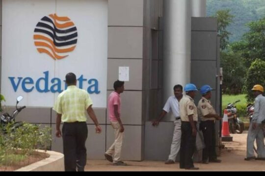 Vedanta shares have delivered an impressive return of 245 per cent over the Large-Cap Stock last eleven months, from its 52-week low.