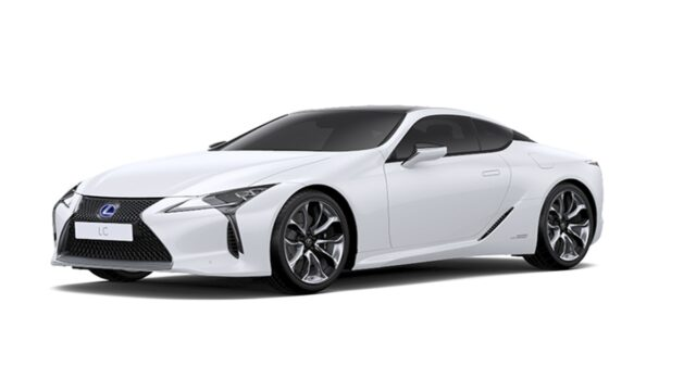 Lexus Launches LC 500h Limited Edition at starting price of INR 2.15 Cr