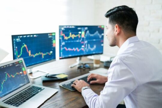 Domestic Stock Markets Started the New financial year With Exciting Gains