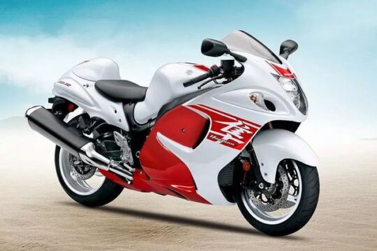 Suzuki Hayabusa Craze; That variant is out of stock