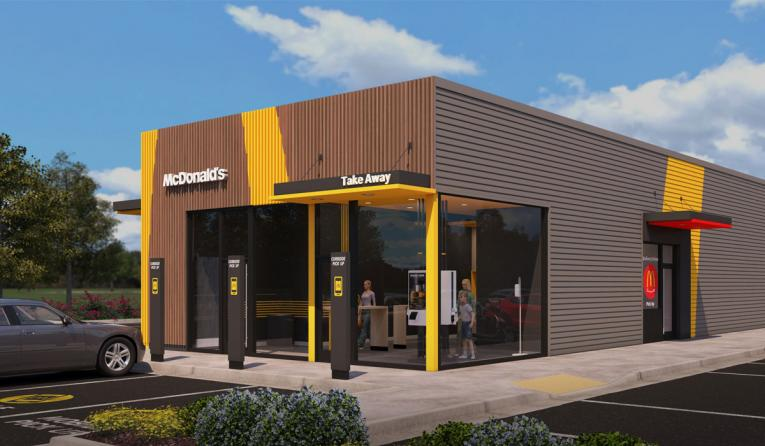 Home delivery, on-the-go, drive-in formats come to McDonald's rescue