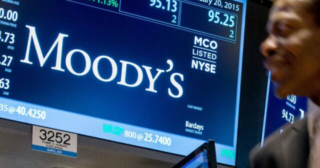 Moody's slashes India's FY22 GDP forecast to 9.3% due to 2nd wave