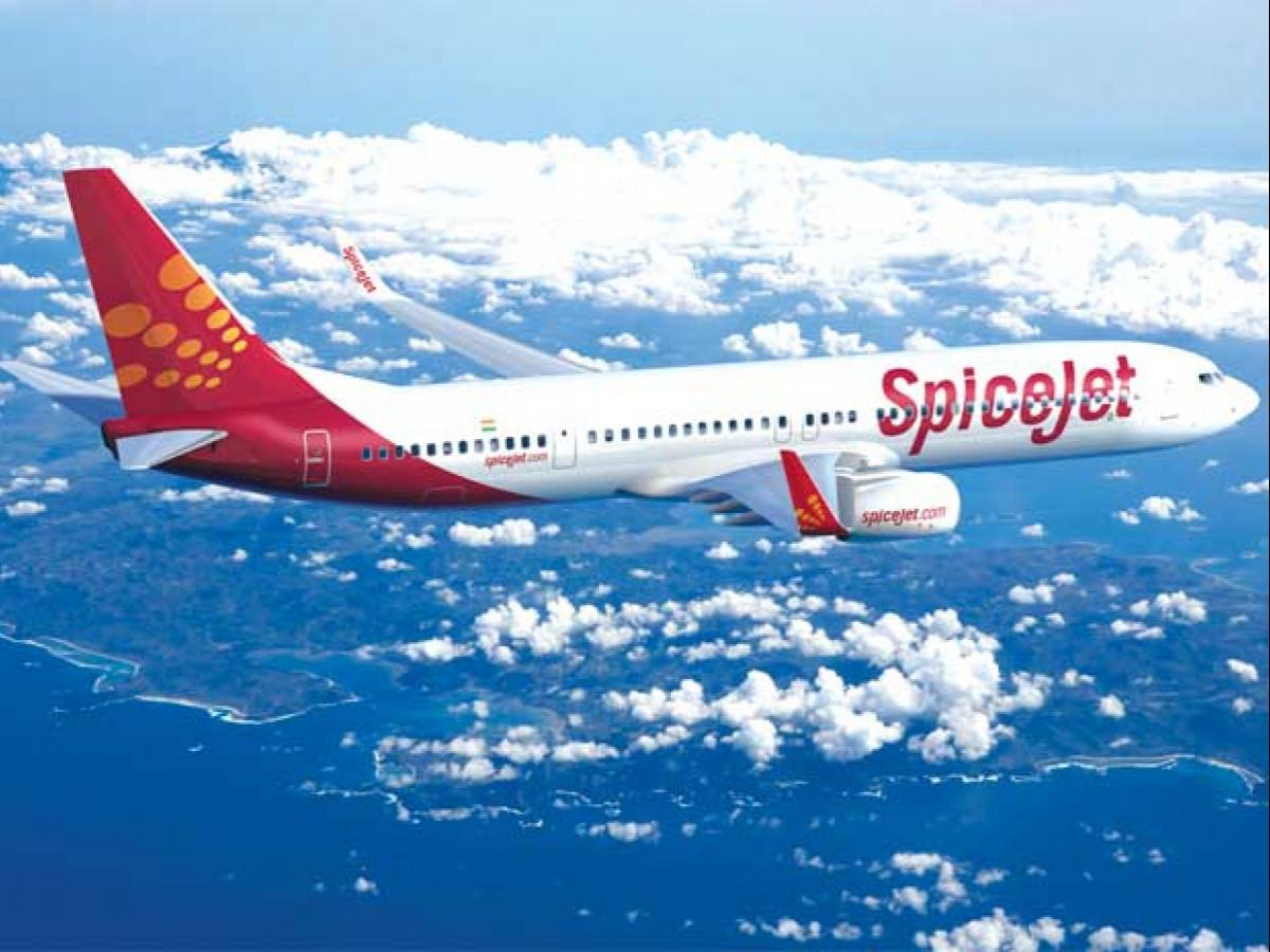 SpiceJet plans to raise funds, stock zooms 4 per cent