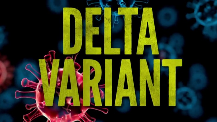 CDC Says COVID-19; Delta variant accounts for 83% of US cases