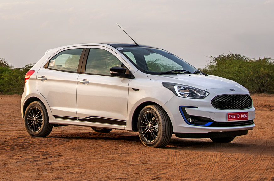 Ford Figo automatic variant launched in India. price, other details below