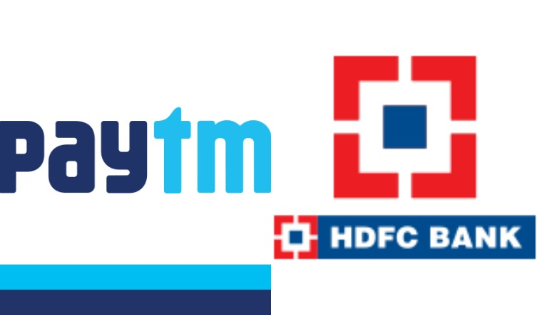HDFC Bank and Paytm are partners to launch co-branded credit cards