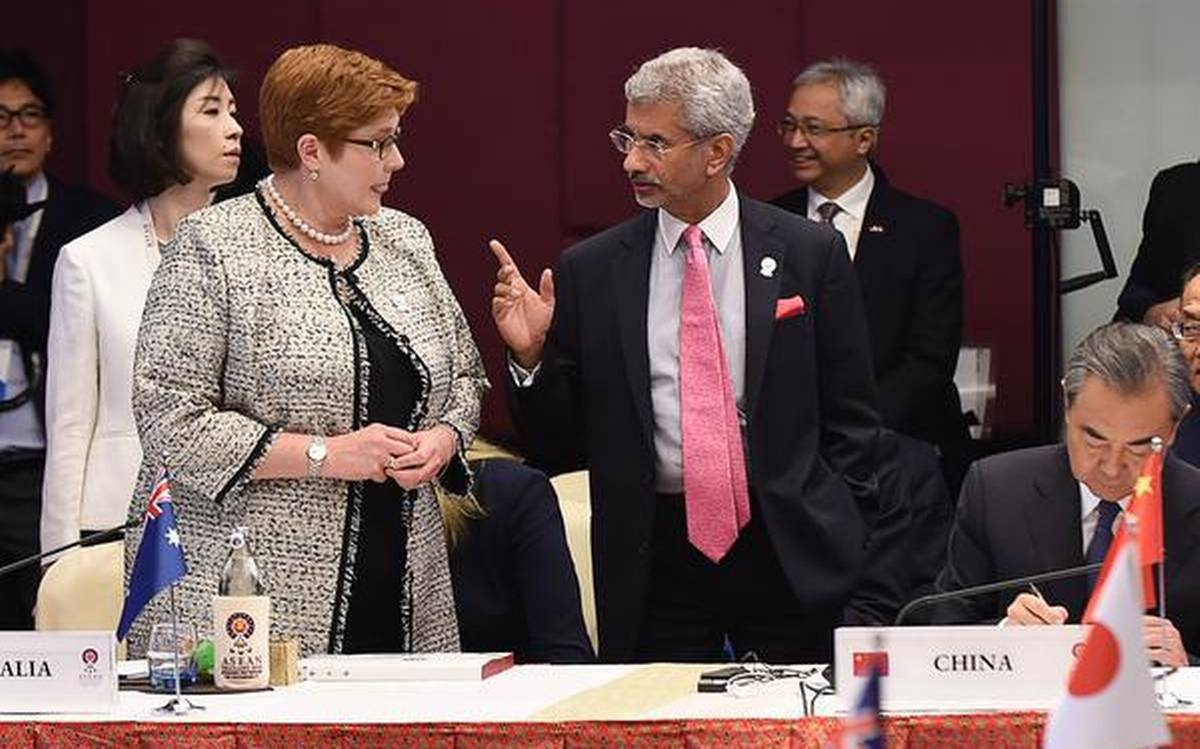 India, Australia first ever 2+2 dialogue today; Afghanistan crisis likely on top agenda