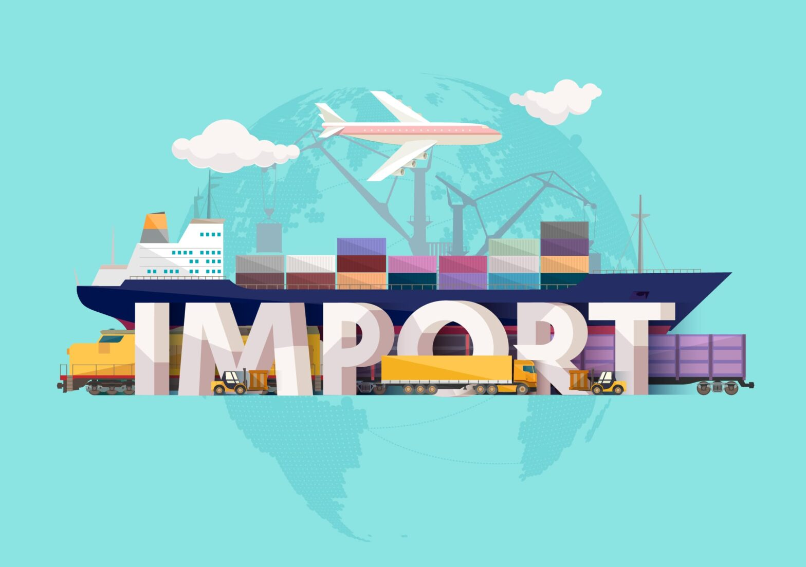 India will be 3rd largest importer by 2050
