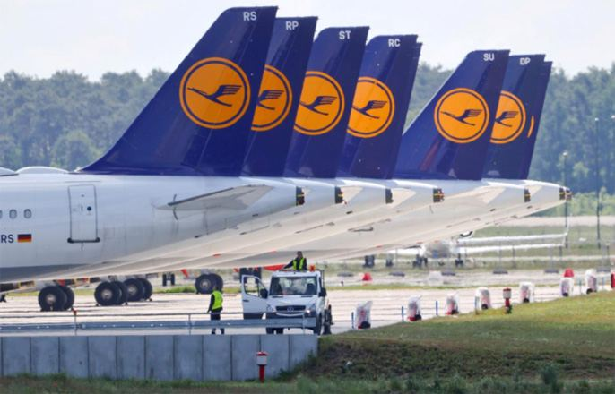 Lufthansa launches $2.5 billion capital increase to pay back part of state bailout