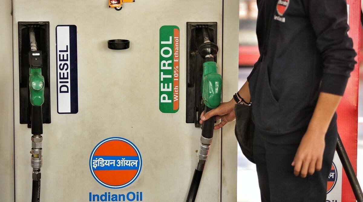 Fuel rates hiked for fourth straight day; petrol crosses Rs 101 per litre in Chennai