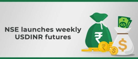 NSE launches weekly USD-INR futures contracts