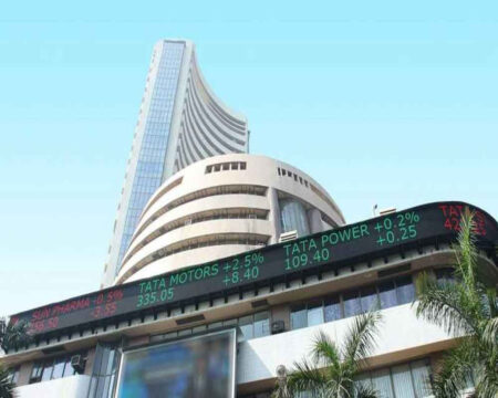 Sensex jumps over 350 pts to hit 61K for first time Nifty tops 18,200