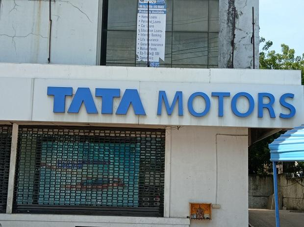 Tata Motors surges 12% on brokerage upgrade, strong business outlook