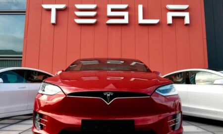 Tesla car when it's launched in India, it will cost Rs 35 lakh, says Gadkari
