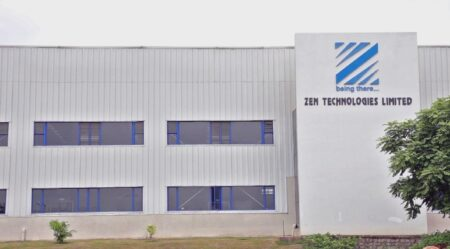 Zen Technologies shares rise over 4% as firm to consider raising of funds